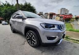 Jeep Compass 2.0 16V Flex Limited Automático Top de Linha