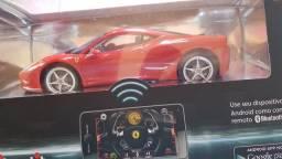 Ferrari bluetooth controlada via smartfoni