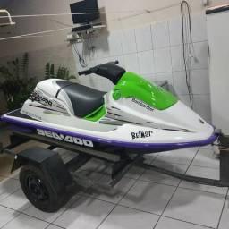 JetSki - Seadoo - SP 720 cc - 2 tempos - 1996