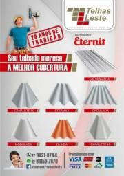 Telhas Eternit / Brasilit / Fibrocimento