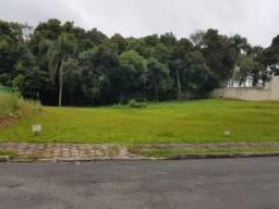 Terreno à venda, 252 m² por r$ 265.000,00 - santa cândida - curitiba/pr