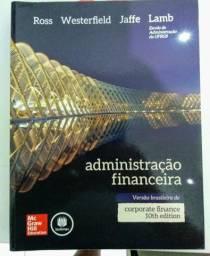 Livro Administração Financeira de Ross Westerfield Jaffe Lamb (versão brasileira)