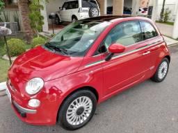 Fiat 500 Lounge 1.4 100cv - 2010
