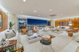 Apartamento com 4 dormitórios à venda, 265 m² por R$ 2.092.000,00 - Setor Marista - Goiâni