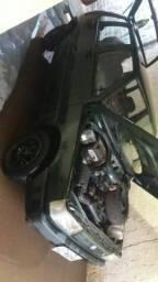 Carro barato fiat uno - 1995