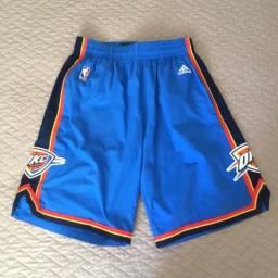 Shorts NBA Oficial do Oklahoma City Thunder