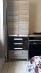 Armário de cozinha +coolktop