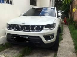 Jeep Compass Longitude 2.0 Automático 4*4 Diesel - 2017