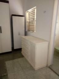 Aluga-se apartamento semi-mobiliado