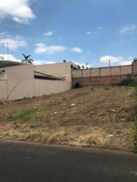 Vendo terreno à Rua Luíz Faggioni, Benassi, Matão (SP)
