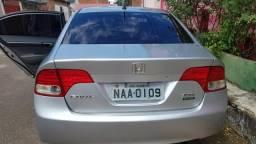 Honda civic EXS Flex 2008 automático - 2008