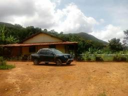 Fazenda no alto da montanha 27 hectares vendo ou troco