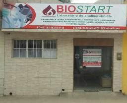 Laboratório BIOSTART