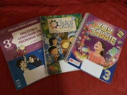 Livros do 3 ano fundamental 1