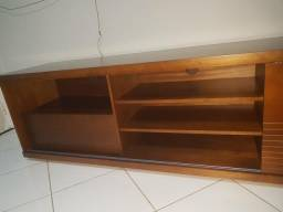 Rack madeira maciça
