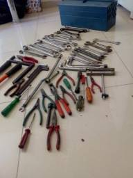 Lote de ferramentas utilitárias