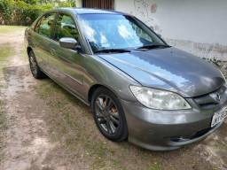 Civic lx 2005/06 top r$15,999 - 2006