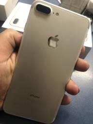 IPhone 7 Plus - 32gb - prata