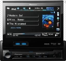 DVD Automotivo Pioneer AVH-P6380BT