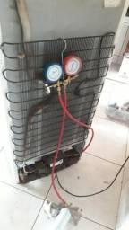 Conserta-se geladeira/técnico de geladeira