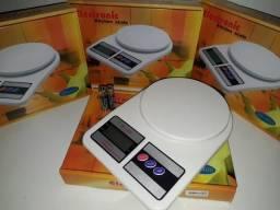 Título do anúncio: Balança Digital SF 400 de Precisão 1g a 10kg - Branco