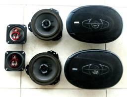 Alto Falantes 6×9 Roadstar e Bravox comprar usado  Brasília