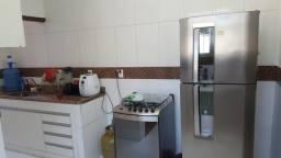 Vendo geladeira e fogão inox