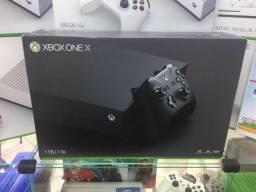 Xbox one X. Venha visitar nossa loja!