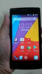 """Celular Navcity NP7751q tela de 5.5"""" armazenamento 8GB"""