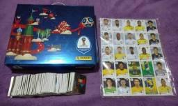 Box Premium do Album da Copa do Mundo 2018 Completo