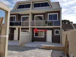 Sobrado com 3 dormitórios à venda, 117 m² por R$ 545.000,00 - Portão - Curitiba/PR