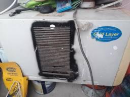 Ar condicionado fuciona perfeitamente