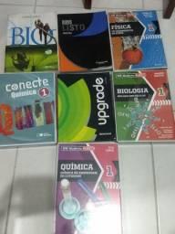 Vendo livros usados Ensino Médio