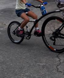 Reboque para bike