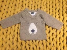 Blusão Teddy