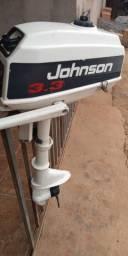 Motor popa Johnson3.3