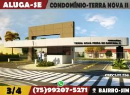 Condomínio Terra Nova 2- 3/4- Bairro Sim-Feira de Santana-Ba