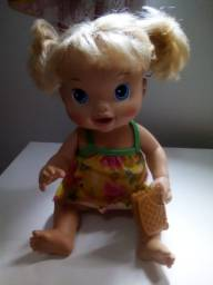 Boneca Baby Alive biscoitinho