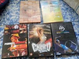 5 DVD's de Axé salvador