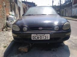 Peças Kia shuma 1999/2000 SP
