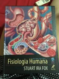 Vendo Livro de Fisiologia Humana Stuart Ira Fox