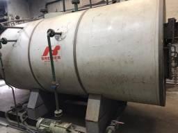 Caldeira a gás (GLP) 500 kg/h