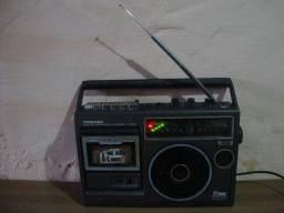 Viamão rs Radio Gravador Toshiba Rt 6100 Para Restauro