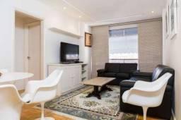 Apartamento no Leblon ,são 2 quartos e 1 vaga