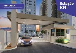 Estação RNI- Apartamento 2Q URIAS Caixa
