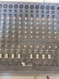 Mesa de som wattsom ciclotron 16 canais