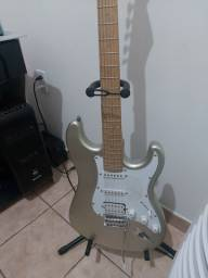 Guitarra Giannini + Suporte