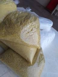 Farinha d'água, farinha de coco e goma de tapioca