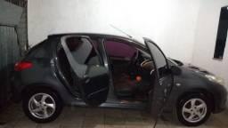 Peugeot 207 1.4 lindo completo de tudo 2011 pneu novos