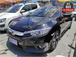 Honda Civic 2.0 16v flexone exl 4p cvt